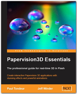 Papervision3d Essentials